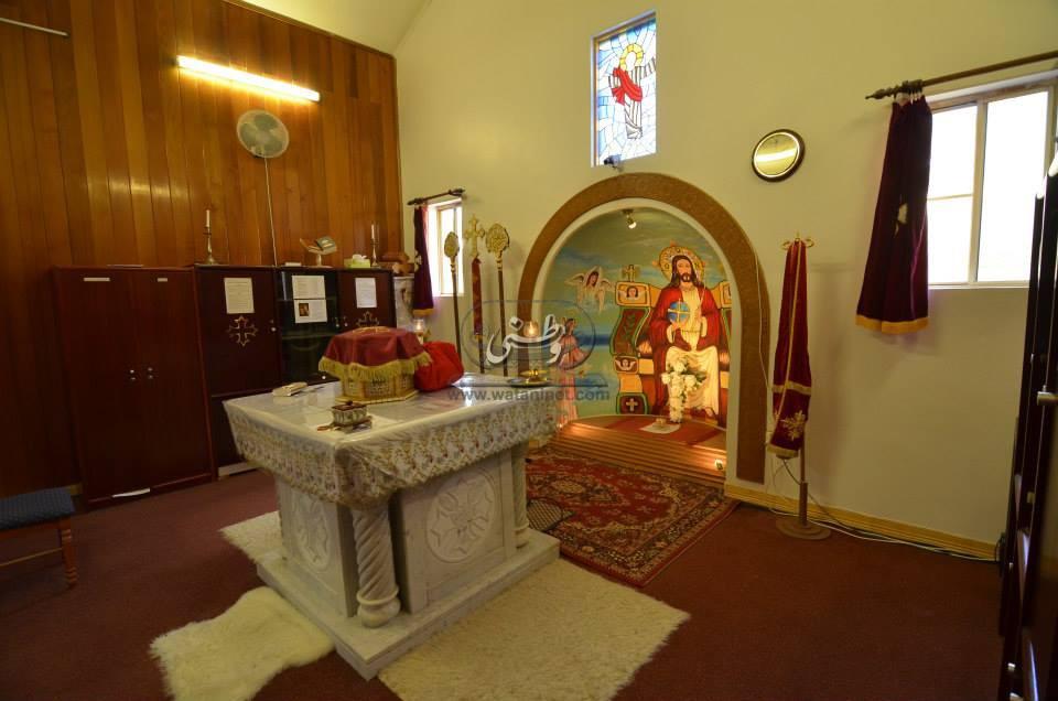 ST. Shenouda Monastery, Australia10