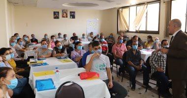 القوى العاملة تنظم برنامج تدريبي بالتعاون مع الكنيسة القبطية الارثوذكسية